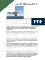 Descarga Juegos de Flight Simulators