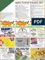 2012 Barnesville Pumpkin Festival