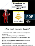 Bases Curriculares 2 Utp Agosto 2012