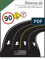 Sistema de señalización Vial Uniforme (ISEV)