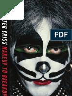 Peter Criss's MAKEUP TO BREAKUP