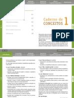 Caderno Conceitos 1 2012 DESAFIO SEBRAE