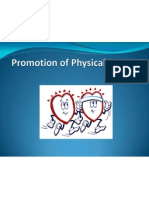 promotion of physical activity 8