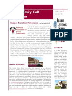 Dairy Newsletter 9-12