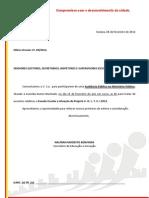 OFICIO CIRCULAR nº 09-2012