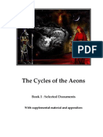 The Cycles of the AEONS  Book I