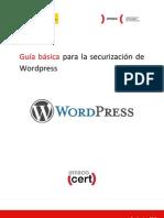 Cert Inf Guiasecwordpress