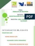 Exposicion Arbol de Decisiones