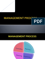 Management Process (PODC)