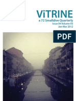 Vitrine Issue 04 Vol 03
