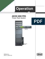 355204 013 SysOper Aeon 4000 PRSystem PDF
