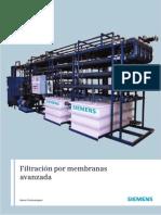 Filtracion Por Membranas Avanzadas -Siemens (Imprimir)