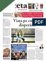 Gazeta de Nord-Vest 17 August 2012
