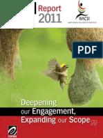 WACSI 2011 Annual Report Eng Final