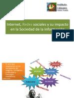 conferencia en Internet, Redes Sociales y su Impacto en la Sociedad de la Información