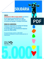 Cartaz Sintra Solidaria