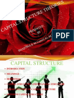 Capital Structure Shajippt1