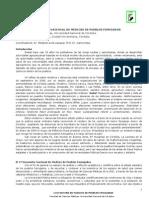 INFORME 1º ENCUENTRO NACIONAL DE MEDICOS DE PUEBLOS FUMIGADOS CON AGROQUÍMICOS