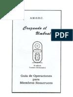 AMORC - Cruzando el umbral.pdf