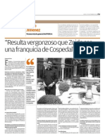 Entrevista a Mario Jimenez Vicesecretario Del PSOE-A