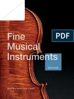 Fine Musical Instruments | Skinner Auction 2617B