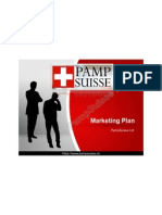 Pamp Suisse Marketing Plan
