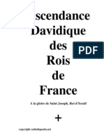 Ascendance Davidique de France