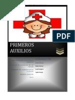 Revista Primeros Auxilios 1