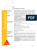 Fibra Acero Refuerzo Concreto Wirand Ff1