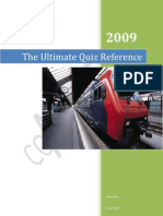 33099220676 The Ultimate Quiz Reference
