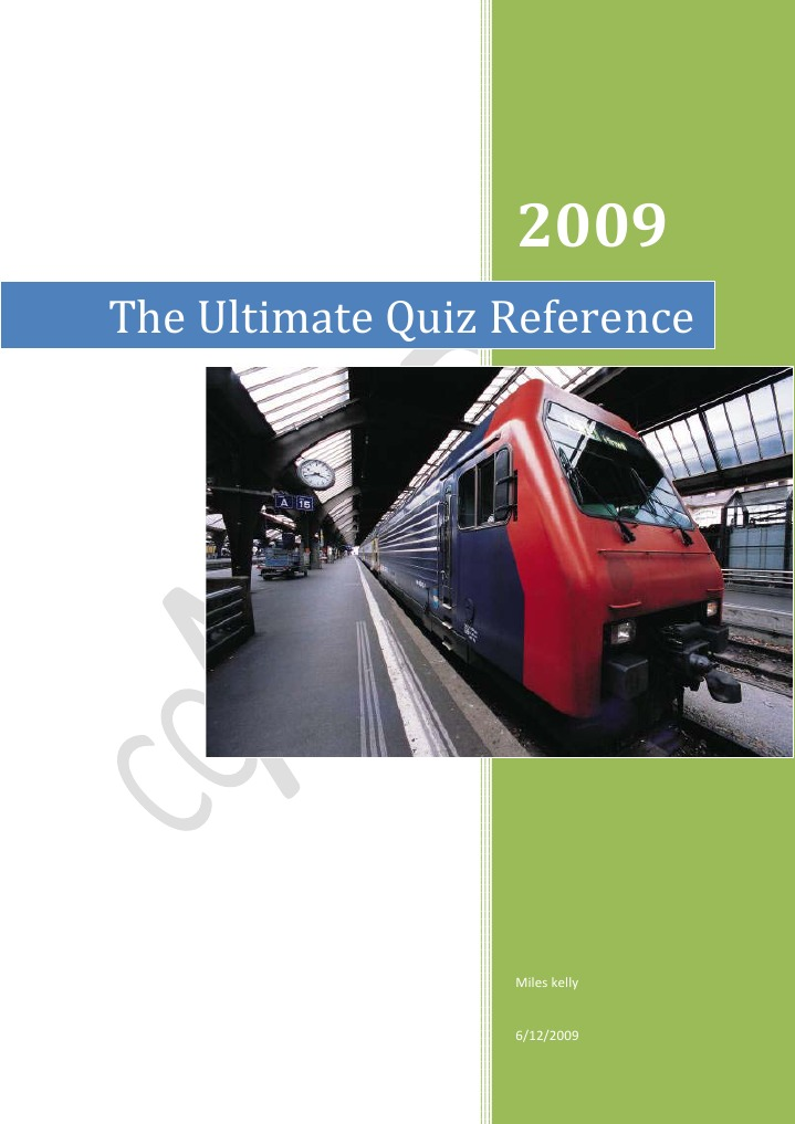 bb533dfd2 The Ultimate Quiz Reference