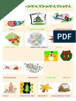 74627819 Christmas Flashcards