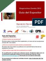 Siegerschau_Gandia_2012_Guía_del_Expositor