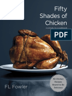 Recipes From Fifty Shades of Chicken by F.L. Fowler