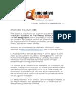 Documentos Sinaloa