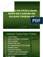 Cadangan Penulisan Proposal Compatibility Mode