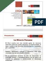 Mineria Subterranea y Superficial en El Peru