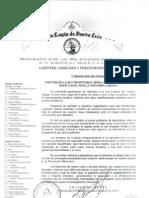 Postura de la Muy Respetable Gran Logia del Estado de Nuevo León, ante la Reforma Laboral