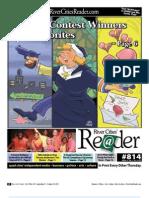 River Cities' Reader - Issue 814 - September 27, 2012