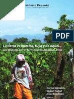 Capítulo Argentina - Libro de Tierras