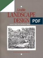 Livable Landscape Design