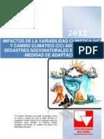 Analisis de Vc y CC en Colombia