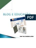 BLOG E EDUCAÇÃO