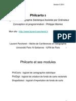 Cours Philcarto v5 2011 1
