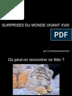Surprises Du Monde Vivant XVIII