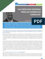Entrevista Ipae a Paul Remy en Conflictos Sociales Ago2012