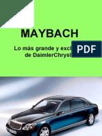 Daimler-Chrysler Maybach