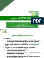 Educacion 2020 Mw