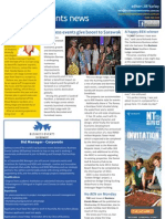 Business Events News for Fri 28 Sep 2012 - Sarawak, NT, Blue Mountains, SWISS and much more
