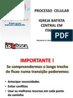 apresentação logistica resumido IBC